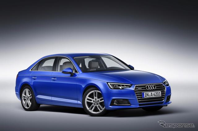 รถเก๋ง Audi A4 ใหม่