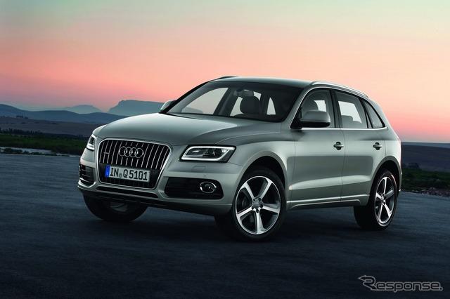 ปัจจุบัน Audi Q5