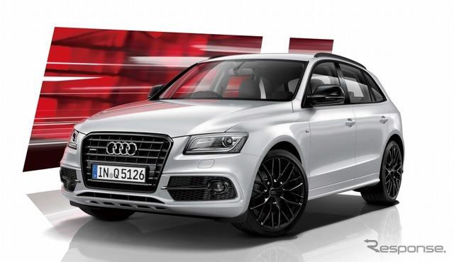 Audi Q5 S สายแข่งขันบวก
