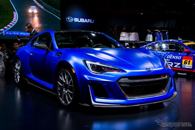 Subaru STI performance concept (Tokyo Auto Salon 16)