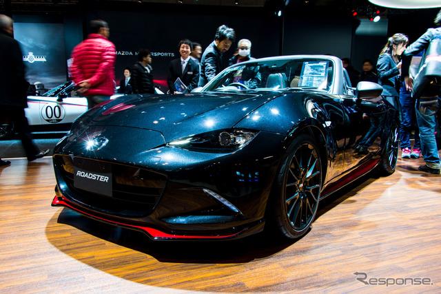 Mazda Roadster RS Racing Concept at 2016 Tokyo Auto Salon