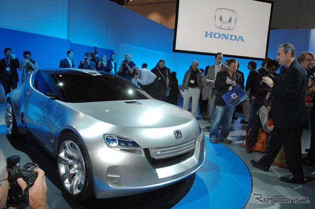 Honda remix concept (Los Angeles motor show)