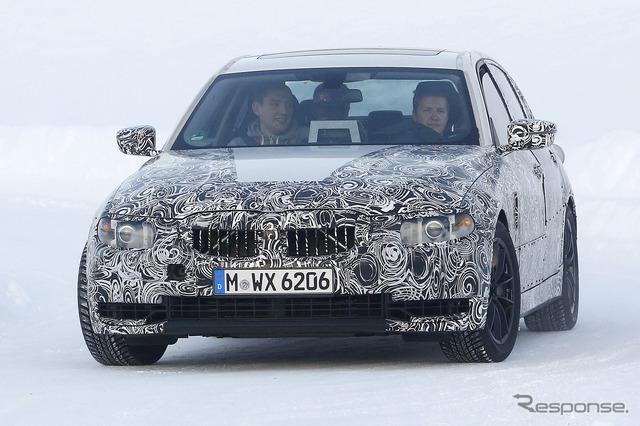BMW 3 series next-generation scoop