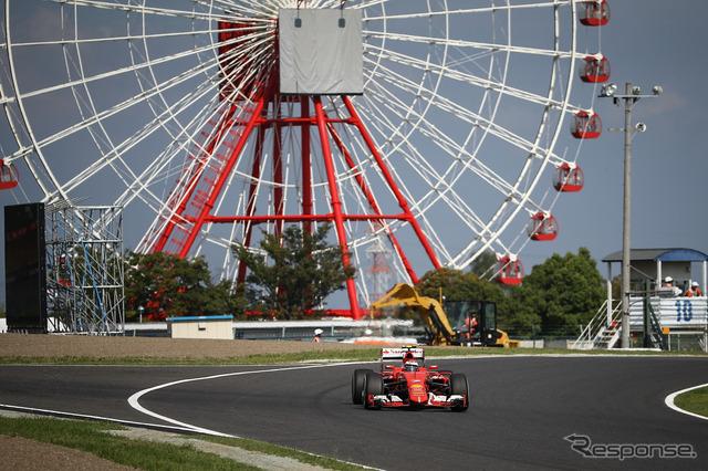 F1 Japan GP by 2015