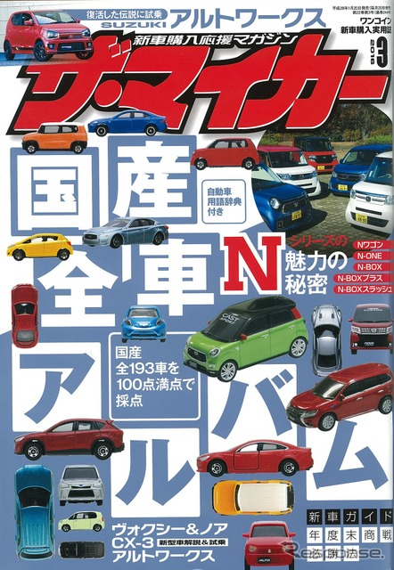 The car March 2016