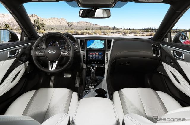 New Infiniti Q60 (Nissan Skyline Coupe)