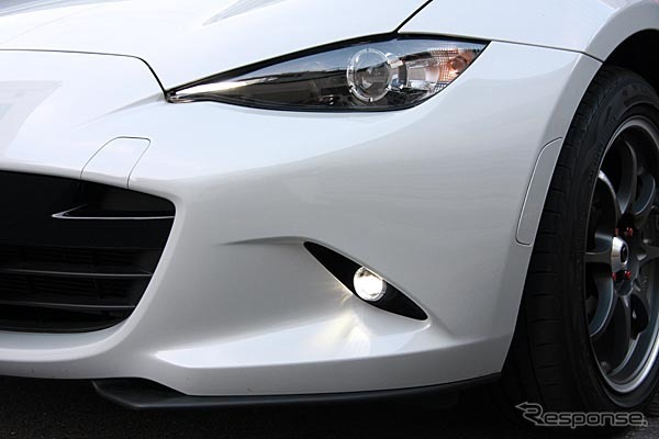 オートエクゼ new Roadster LED fog light Kit