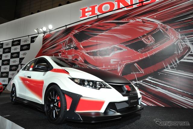 MUGEN civic TYPE R concept (Tokyo Auto Salon 16)