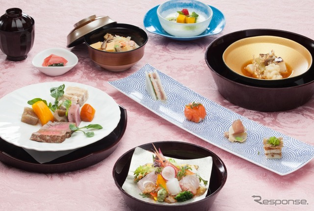 "Etchu and Yamato of the food ""travel bookmarks to not affectionately"" (Hokuriku car road SA of ariso sea down)"