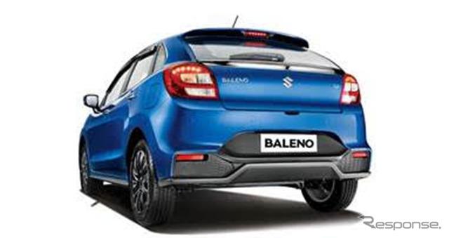 Suzuki Baleno RS concept