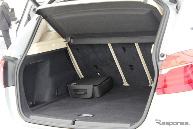BMW 225xe tourer