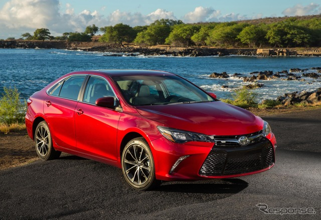 Toyota Camry (United States version)