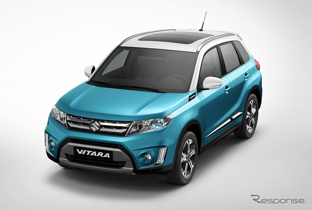 Suzuki Vitara (the Escudo, in Japan)