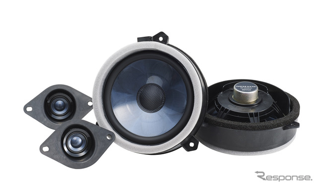 DIATONE SOUND SPEAKER and SR-GS100 series (Subaru factory optional speaker)