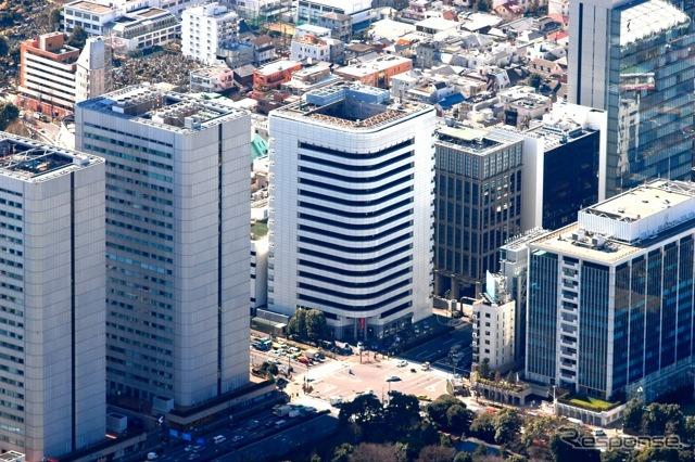Honda Giken Kogyo markas (Tokyo Aoyama)