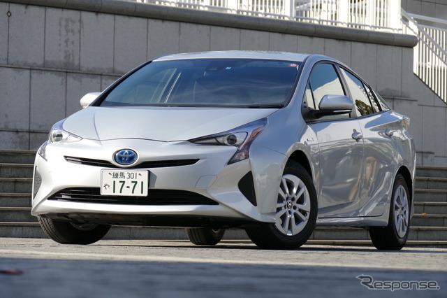 Toyota Prius E