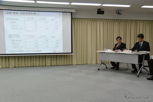 Daihatsu Industrial Earnings Conference