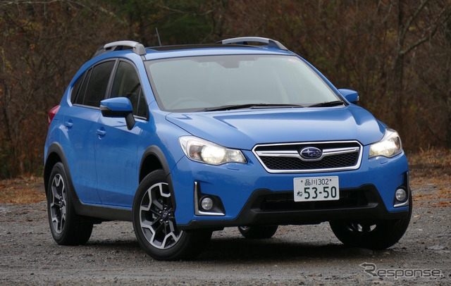 Subaru XV 2.0i-L EyeSight