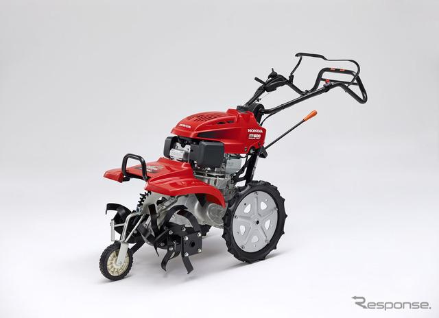 Honda self-propelled mini tiller SA la da FF500
