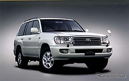 Toyota Land Cruiser wagon