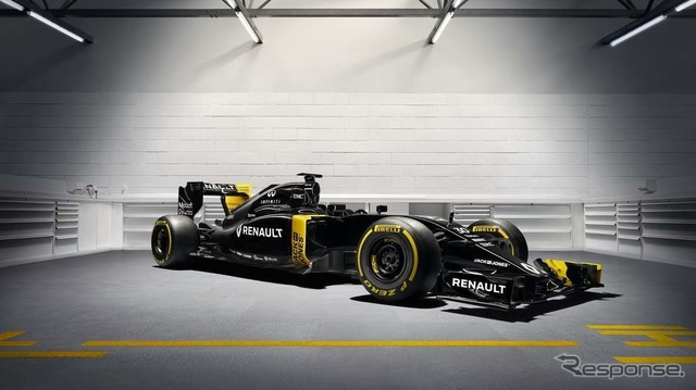 """Renault 3, published on """"R.S.16"""""""