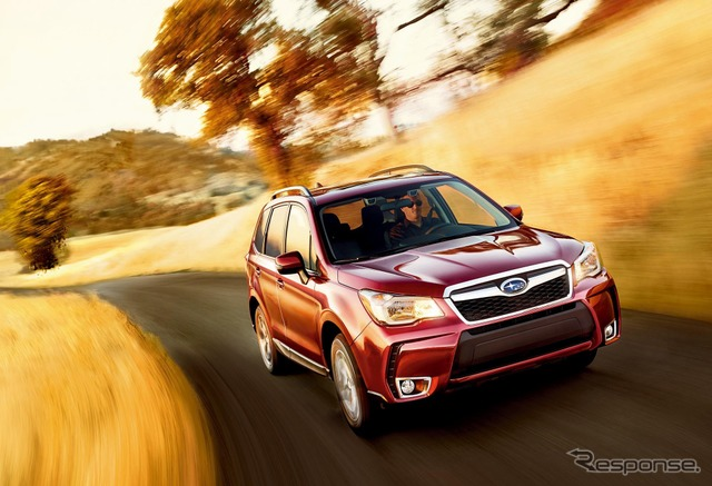 Subaru Forester (North America version)