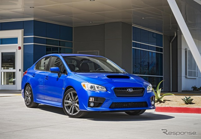 Subaru WRX (North America version)