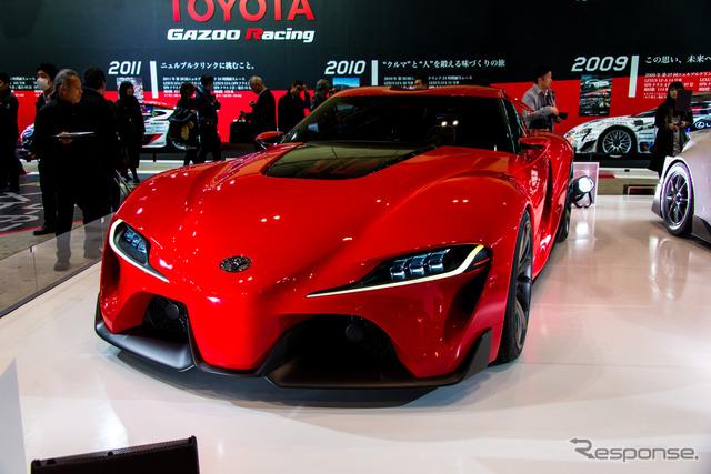 Toyota FT-1 (Tokyo Auto Salon 16)