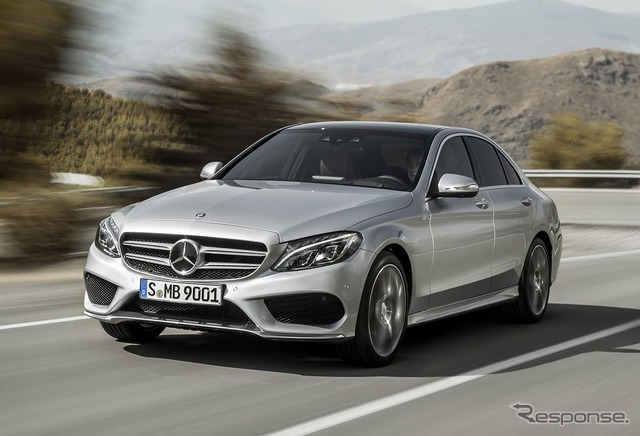Mercedes-Benz kelas-C