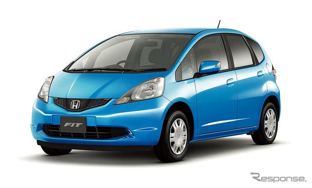 Honda fit (2008)