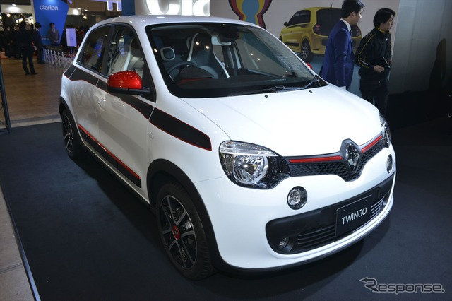 Renault Twingo (Tokyo Auto Salon 16)