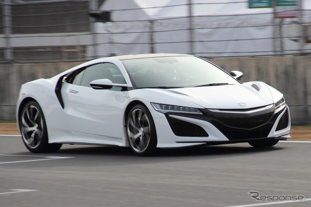 New NSX to appear at Suzuka Circuit for Fan Thanks Day