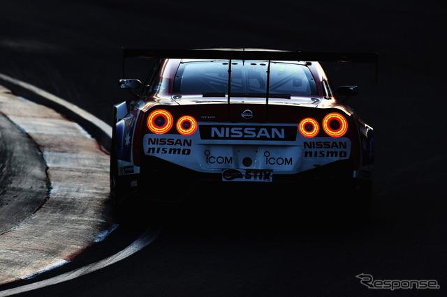 "# 1 Nissan ""gt-r NISMO GT3'"