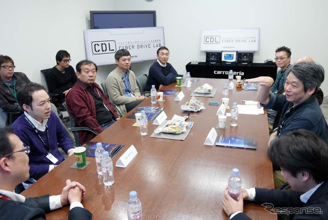 CDL winter meeting of