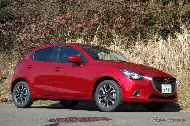Mazda Demio 15 MB