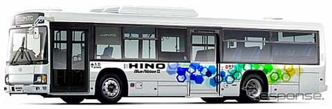 Hino Blue Ribbon II