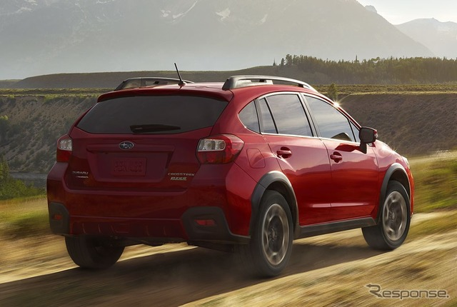 Subaru XV cross track Special Edition