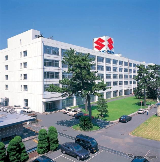 Suzuki factory
