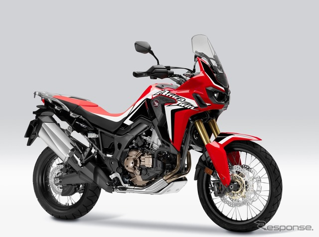 Honda CRF1000L Africa Twin (victory red)