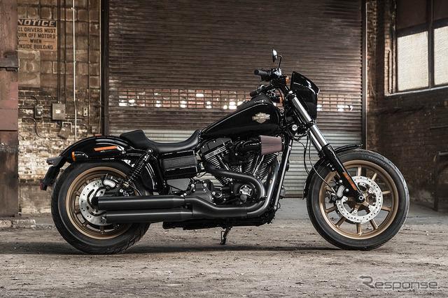 Harley-Davidson low rider S