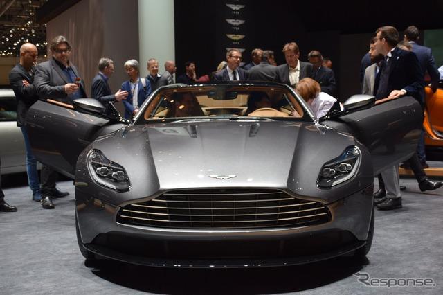 Aston Martin DB11 (Geneva Motor Show 16)