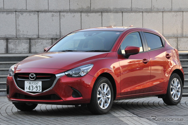 Mazda Demio 13 S touring L package