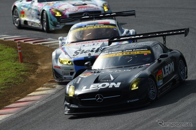 SUPER GT (the reference image)