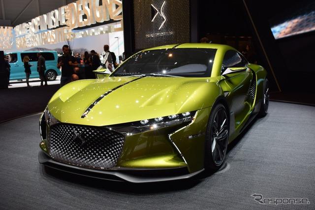DS E-TENSE (Geneva Motor Show 16)