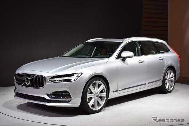 Volvo V90 (Geneva Motor Show 16)