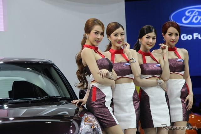 Bangkok motor show 16