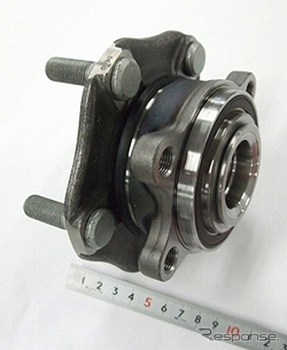 NTN-ultra low friction hub bearing (the reference image)