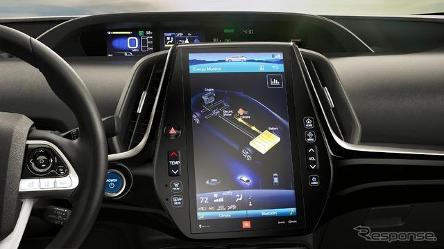 All-new Toyota Prius PHV (American name: Prius Prime)