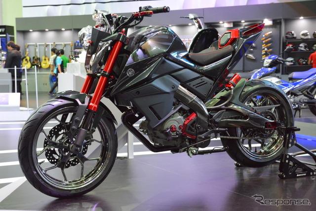 Concepto de SLAZ HYPER Yamaha