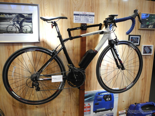 """Yamaha electric-assist bicycle """"YPJ-R"""""""
